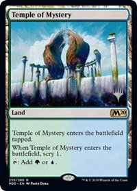 Temple of Mystery (Promo Pack)