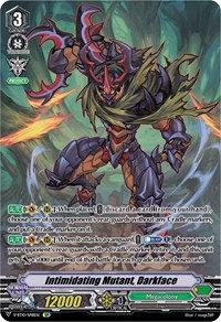 Intimidating Mutant, Darkface (SP)