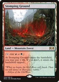 Stomping Ground (Foil)
