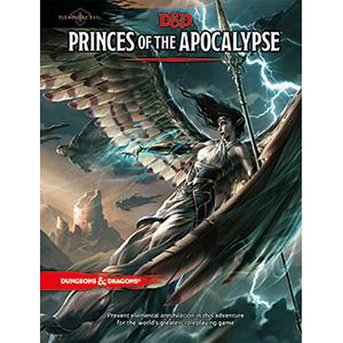 D&D Princes of the Apocalypse