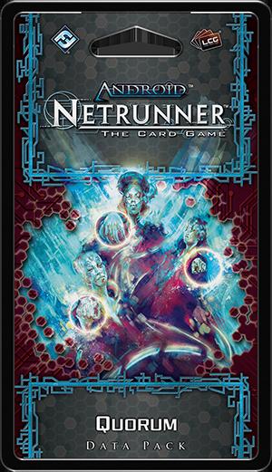 Netrunner: Quorum Data Pack