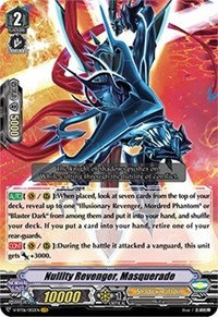 Nullity Revenger, Masquerade