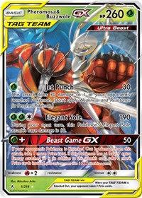 Pheromosa&Buzzwole GX 1/214