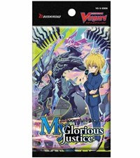 Cardfight!! Vanguard My Glorious Justice Booster Pack