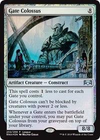 Gate Colossus (Promo) (Foil)