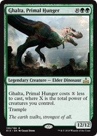 Ghalta, Primal Hunger (Foil)