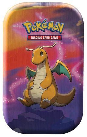 Pokemon Mini Tin - Dragonite
