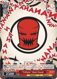 """""""Villain"""" Red Hood"""