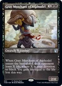 Gray Merchant of Asphodel (Promo Pack) (Foil)