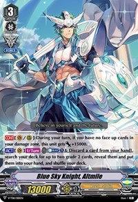 Blue Sky Knight, Altmile (Foil)