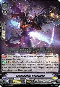 Cosmic Hero, Grandrope