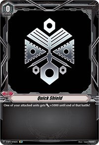 Quick Shield (Great Nature) (SP)