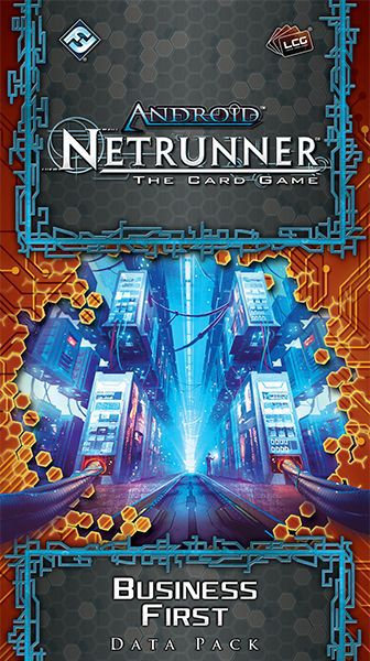 Netrunner: Business First Data Pack