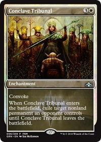 Conclave Tribunal (Promo) (Foil)