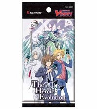 Cardfight!! Vanguard The Heroic Evolution Booster Pack