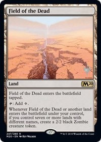 Field of the Dead (Promo Pack)