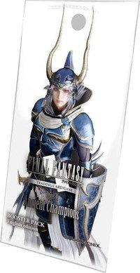 Final Fantasy Opus X Booster Pack