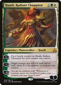 Huatli, Radiant Champion (Foil)