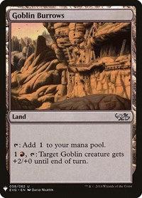 Goblin Burrows (Mystery Booster)