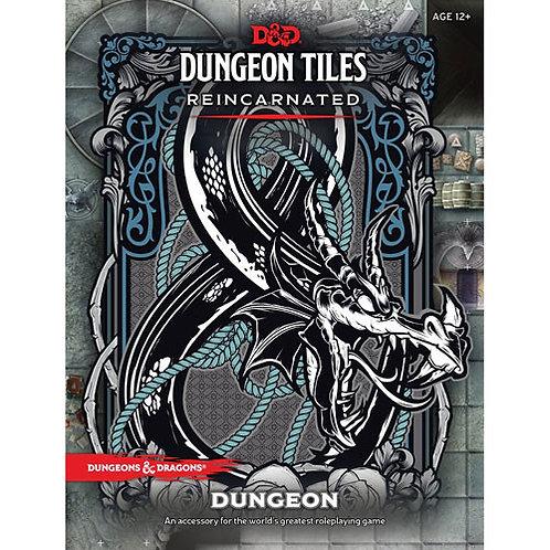 D&D Dungeon Tiles - Dungeon