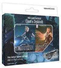 Final Fantasy Cloud v. Sephiroth Starter Set