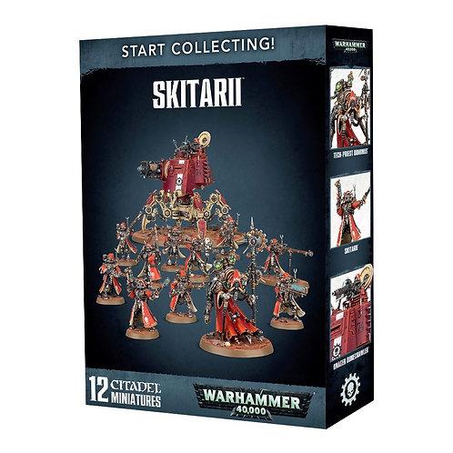 Warhammer 40,000 Start Collecting! Skitarii