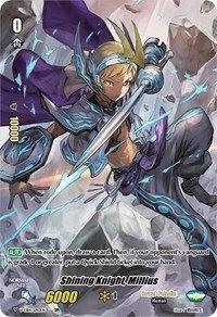 Shining Knight, Millius (SP)
