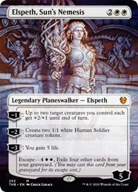 Elspeth, Sun's Nemesis (Borderless)