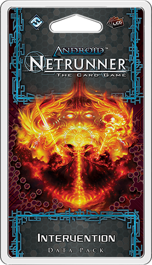 Netrunner: Intervention Data Pack