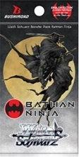 Weiss Schwarz Batman Ninja Booster Pack