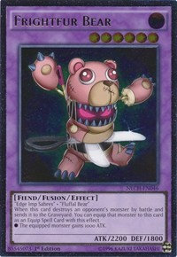 Frightfur Bear (UTR)