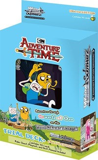 Trial Deck+ - Adventure Time