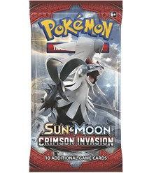 Pokemon Crimson Invasion Booster Pack