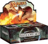 Core Set 2011 Booster Box
