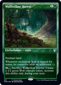 Wolfwillow Haven (Promo Pack)