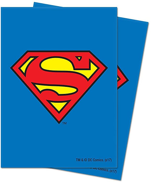 UltraPro Superman Card Sleeves (Standard) 65ct.