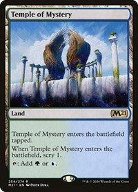 Temple of Mystery (Foil)