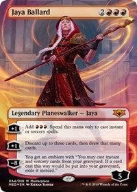 Jaya Ballard (Mythic Edition)