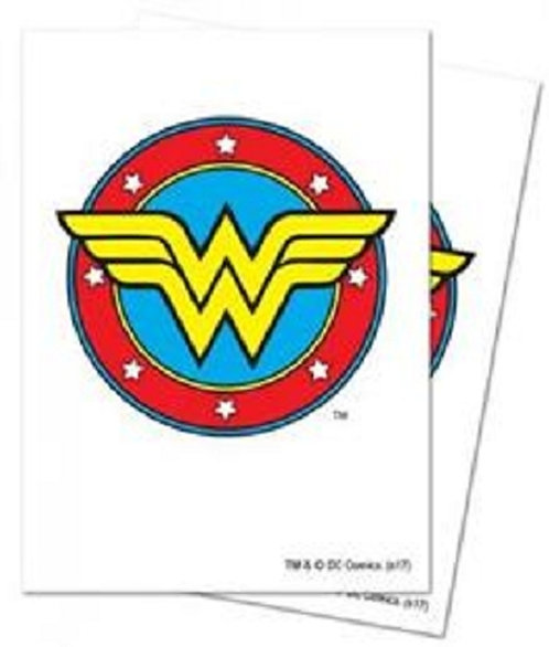 UltraPro Wonder Woman Card Sleeevs (Standard) 65ct.