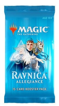 M:TG Ravnica Allegiance Booster Pack