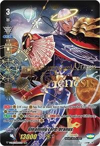 Gleaming Lord, Uranus (SSR)