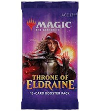 M:TG Throne of Eldraine Booster Pack