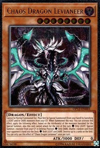 Chaos Dragon Levianeer (UTR)