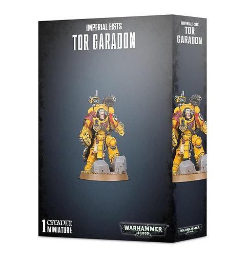 Warhammer 40,000 Imperial Fists Tor Garadon