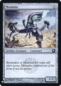 Memnite (Mystery Booster) (Foil)