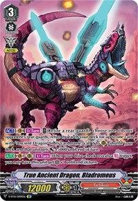 True Ancient Dragon, Bladromeus (SP)