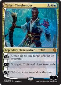 Teferi Timebender (Foil)