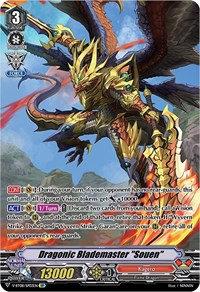 """Dragonic Blademaster """"Souen"""" (SP)"""
