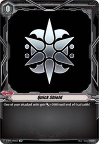 Quick Shield (Spike Brothers) (SP)