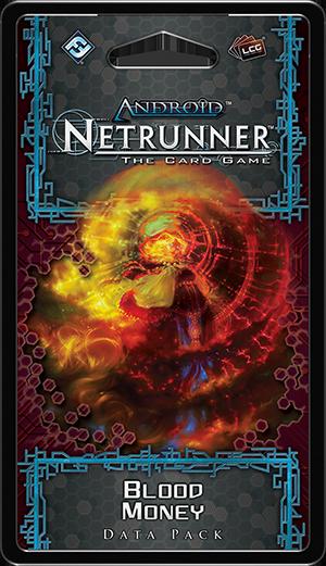 Netrunner: Blood Money Data Pack